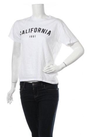 Μπλούζα εγκυμοσύνης Boohoo, Μέγεθος S, Χρώμα Λευκό, Βαμβάκι, Τιμή 6,19€