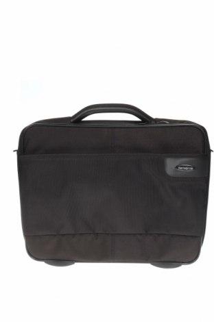 Чанта за лаптоп Samsonite, Цвят Черен, Текстил, Цена 59,50лв.