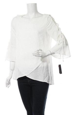Дамска блуза Alyx, Размер M, Цвят Бял, 97% полиестер, 3% еластан, Цена 9,45лв.