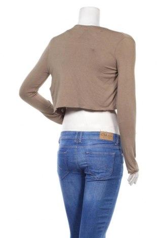Дамска жилетка Motivi, Размер S, Цвят Зелен, 95% вискоза, 5% еластан, Цена 7,62лв.