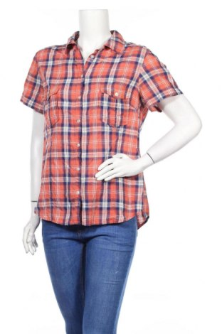 Дамска риза H&M L.o.g.g, Размер XL, Цвят Многоцветен, Памук, Цена 27,30лв.