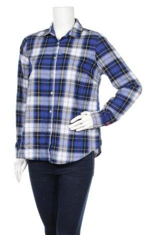 Дамска риза Izod, Размер M, Цвят Многоцветен, Памук, Цена 4,99лв.