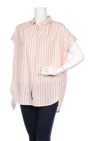 Дамска риза Madewell, Размер M, Цвят Многоцветен, Памук, Цена 30,16лв.
