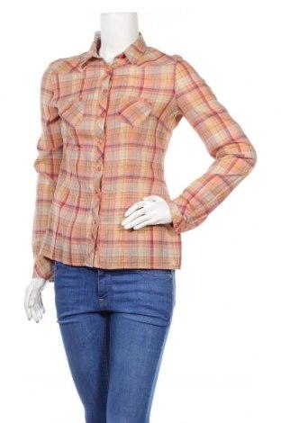 Дамска риза Promod, Размер XS, Цвят Многоцветен, Цена 5,45лв.