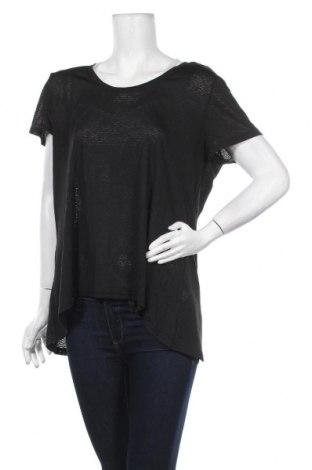 Дамска спортна блуза Active&Co, Размер XL, Цвят Черен, Полиестер, Цена 4,46лв.