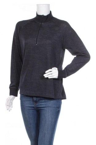 Дамска спортна блуза Claire, Размер M, Цвят Сив, 50% вълна, 45% вискоза, 5% полиамид, Цена 5,99лв.