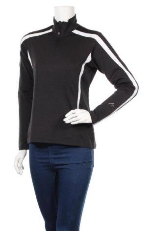 Дамска спортна блуза Maier Sports, Размер S, Цвят Черен, Полиестер, Цена 10,24лв.