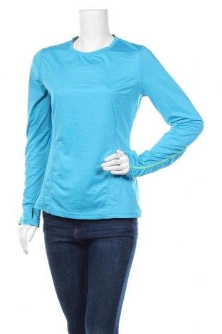 Дамска спортна блуза Running Room, Размер L, Цвят Син, Цена 6,98лв.