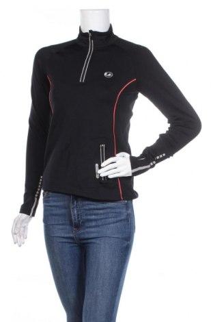Дамска спортна блуза Ultrasport, Размер XS, Цвят Черен, Цена 9,66лв.