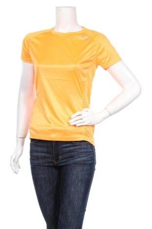 Дамска тениска Diadora, Размер M, Цвят Оранжев, Полиестер, Цена 44,25лв.