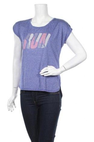 Дамска тениска Odlo, Размер M, Цвят Лилав, Полиестер, Цена 36,75лв.