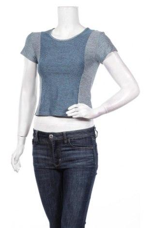 Дамска тениска Oysho, Размер S, Цвят Син, 87% полиестер, 13% еластан, Цена 13,44лв.