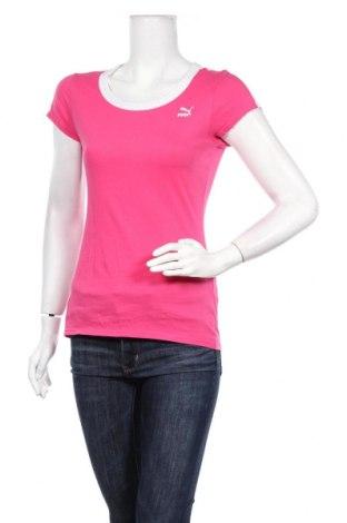 Дамска тениска PUMA, Размер S, Цвят Розов, Цена 11,76лв.