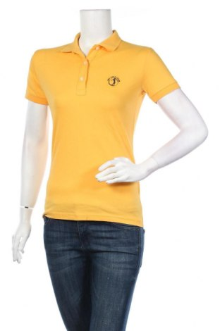 Дамска тениска Sir Raymond Tailor, Размер S, Цвят Жълт, 92% памук, 8% еластан, Цена 22,77лв.