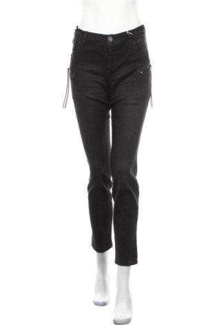 Дамски дънки Arizona, Размер M, Цвят Черен, 80% памук, 19% полиестер, 1% еластан, Цена 34,50лв.