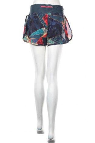 Дамски къс панталон Desigual, Размер L, Цвят Многоцветен, 90% полиестер, 10% еластан, Цена 59,25лв.