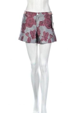 Дамски къс панталон Guido Maria Kretschmer, Размер S, Цвят Сив, Полиестер, Цена 59,80лв.