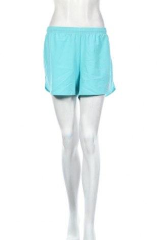Дамски къс панталон Odlo, Размер L, Цвят Син, 84% полиестер, 16% еластан, Цена 16,52лв.