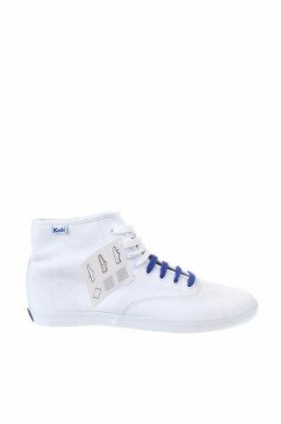 Γυναικεία παπούτσια Keds, Μέγεθος 39, Χρώμα Λευκό, Κλωστοϋφαντουργικά προϊόντα, Τιμή 14,23€