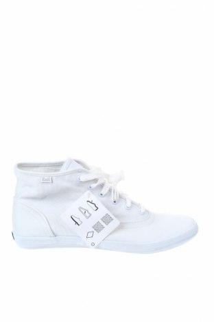 Γυναικεία παπούτσια Keds, Μέγεθος 40, Χρώμα Λευκό, Κλωστοϋφαντουργικά προϊόντα, Τιμή 16,01€