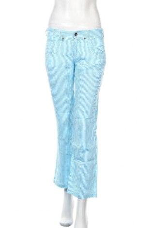 Дамски панталон Armani Jeans, Размер S, Цвят Син, Цена 16,80лв.