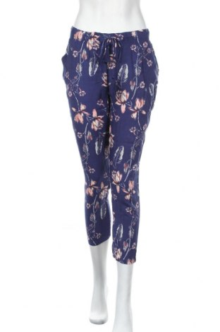 Дамски панталон Billabong, Размер M, Цвят Син, Вискоза, Цена 35,60лв.