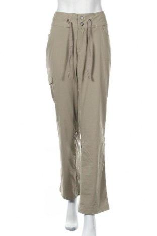 Дамски панталон Columbia, Размер XL, Цвят Бежов, 96% полиамид, 4% еластан, Цена 17,64лв.