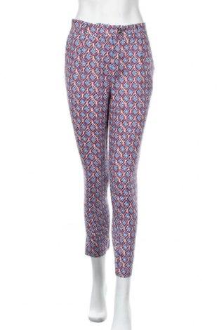 Дамски панталон Cyrillus, Размер XS, Цвят Многоцветен, Лен, Цена 12,64лв.