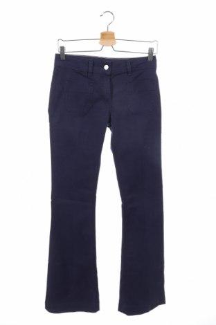 Γυναικείο παντελόνι Kookai, Μέγεθος S, Χρώμα Μπλέ, 98% βαμβάκι, 2% ελαστάνη, Τιμή 5,28€