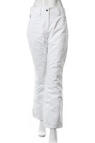 Дамски панталон за зимни спортове CMP, Размер M, Цвят Бял, 100% полиестер, Цена 78,10лв.