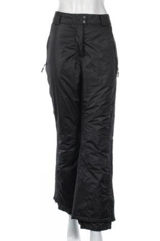 Дамски панталон за зимни спортове Crivit, Размер XL, Цвят Черен, Полиестер, Цена 13,91лв.