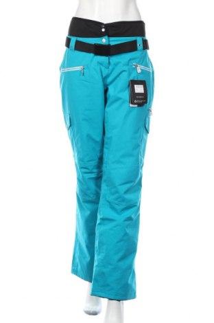Дамски панталон за зимни спортове Dare 2B, Размер XL, Цвят Син, Полиестер, Цена 68,37лв.