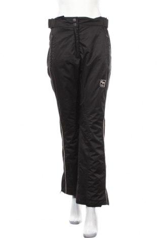 Дамски панталон за зимни спортове Gierre, Размер M, Цвят Черен, Полиестер, Цена 15,23лв.