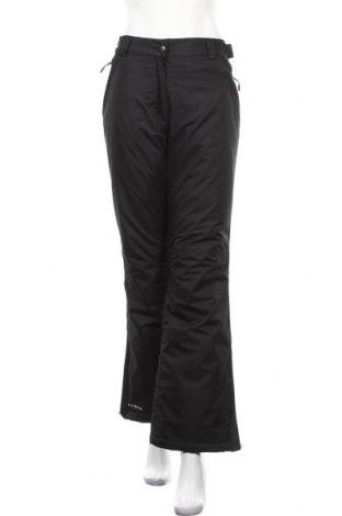 Дамски панталон за зимни спортове Icepeak, Размер M, Цвят Черен, 100% полиестер, Цена 14,18лв.