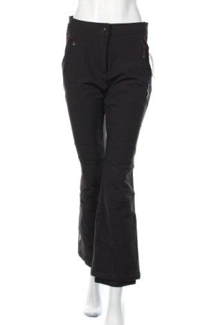 Дамски панталон за зимни спортове Icepeak, Размер M, Цвят Черен, 96% полиестер, 4% еластан, Цена 70,95лв.