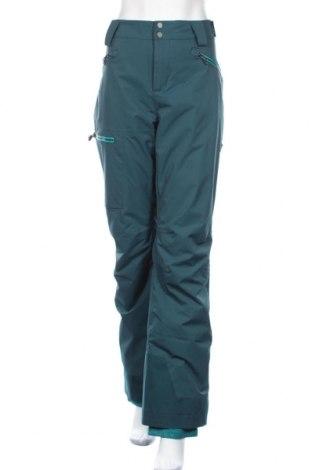 Дамски панталон за зимни спортове Marmot, Размер XL, Цвят Син, Полиамид, Цена 109,62лв.