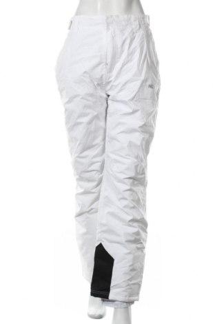 Дамски панталон за зимни спортове Nevica, Размер M, Цвят Бял, Полиестер, Цена 63,08лв.