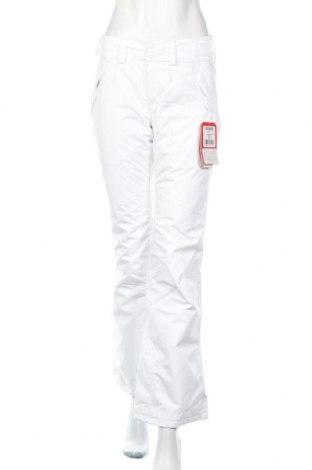 Дамски панталон за зимни спортове The North Face, Размер S, Цвят Бял, Полиамид, Цена 156,87лв.