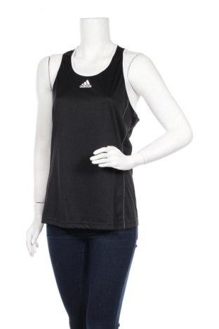 Дамски потник Adidas, Размер XL, Цвят Черен, Полиестер, Цена 11,20лв.
