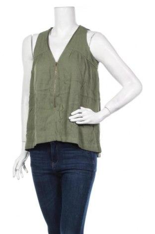 Γυναικείο αμάνικο μπλουζάκι Karl Marc John, Μέγεθος S, Χρώμα Πράσινο, Βισκόζη, Τιμή 12,45€