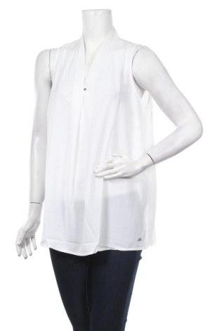 Γυναικείο αμάνικο μπλουζάκι Laura Scott, Μέγεθος XL, Χρώμα Λευκό, Πολυεστέρας, Τιμή 6,66€