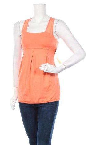 Дамски потник Lole, Размер XS, Цвят Оранжев, 95% полиамид, 5% еластан, Цена 15,60лв.