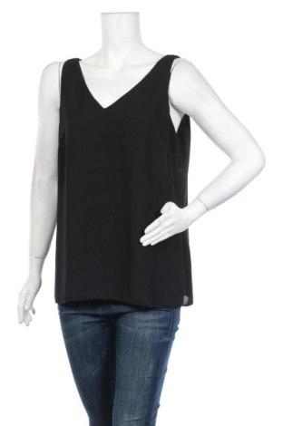 Γυναικείο αμάνικο μπλουζάκι Wallis, Μέγεθος L, Χρώμα Μαύρο, 100% πολυεστέρας, Τιμή 7,09€