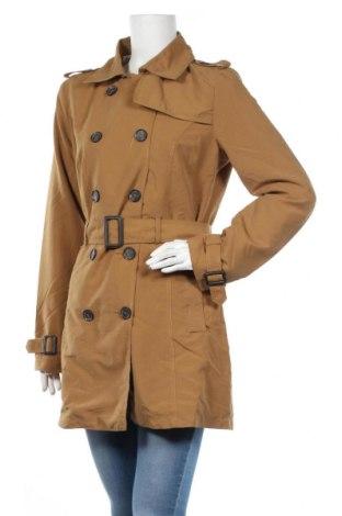 Дамски шлифер Alcott, Размер XL, Цвят Кафяв, Полиестер, Цена 41,30лв.