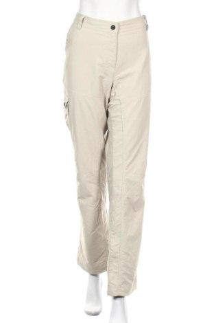 Дамски спортен панталон Brax, Размер XL, Цвят Бежов, Полиестер, Цена 9,98лв.