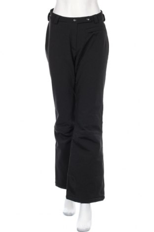 Дамски спортен панталон Crane, Размер L, Цвят Черен, 89% полиестер, 7% еластан, 4% полиамид, Цена 9,50лв.