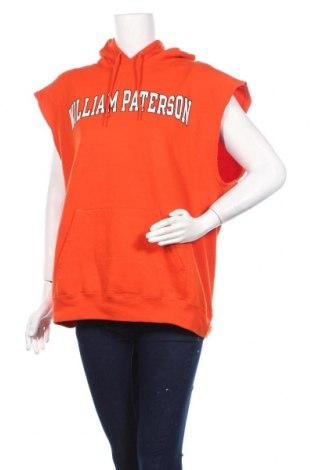 Дамски суичър Champion, Размер L, Цвят Оранжев, 50% памук, 50% полиестер, Цена 6,83лв.