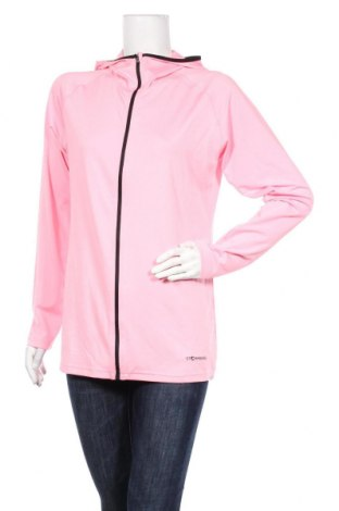 Дамски суичър Stormberg, Размер XL, Цвят Розов, 90% полиестер, 10% еластан, Цена 10,08лв.