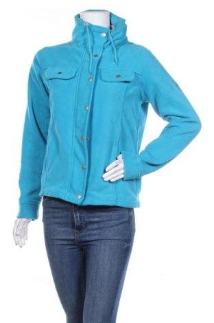 Дамско поларено яке Elle Nor, Размер S, Цвят Син, Полиестер, Цена 6,30лв.