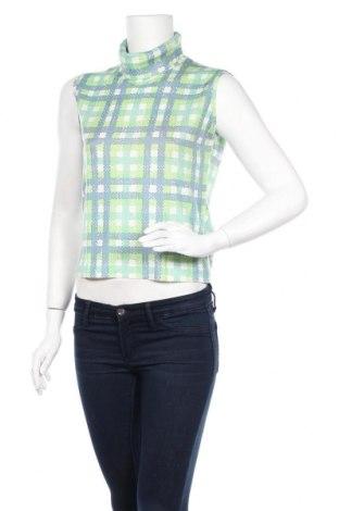 Дамски пуловер Rodier, Размер L, Цвят Многоцветен, 70% полиестер, 30% вълна, Цена 36,90лв.